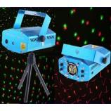 Laser SHOW STAGE - kaleidoskopické efekty zelená+červená 50+100mW k zapůjčení