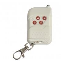 Dálkový ovladač k GSM alarmu plast