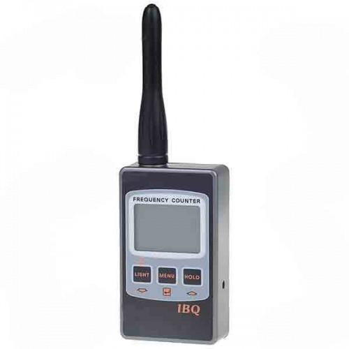 Profesionální detektor štěnic-odposlechů, skrytých kamer + měřič frekvencí, IBQ101