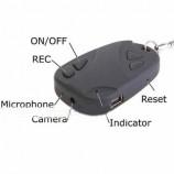 Dálkový ovladač- skrytá kamera v dálkovém ovladači - klíčenka od auta s USB portem *