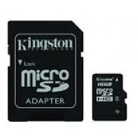 Paměťová karta 32GB - MicroSDHC 32GB + adaptér