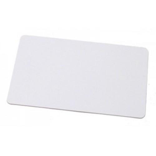 Bezkontaktní RFID karta Sebury standard, oboustranně potisknutelná, bez čísel