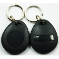Bezkontaktní RFID čip se zvýšenou odolností, EM 125 kHz,  černý