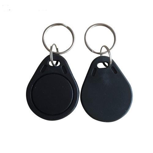 Čip Sebury standard MIFARE 13,56MHz + EM RFID MARINE 125kHz, odolný, hybridní, černý