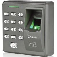 RFID + biometrický + kódový přístupový systém , CRYPTON-ZKTECO SA-X6