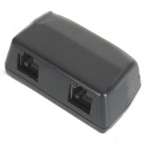 RJ11 telefonní odposlech pevné linky - audio výstup