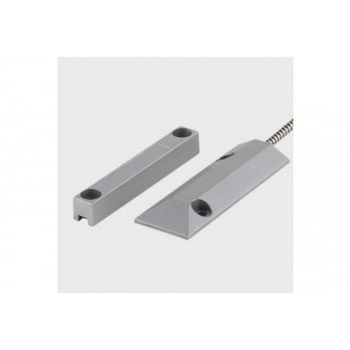 Masivní povrchový kovový magnetický kontakt - rolety, vrata, dveře ALF-MC04