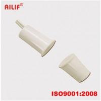 Mini povrchový plastový magnetický závrtný kontakt - např. okna, cena za pár ALF-MC03
