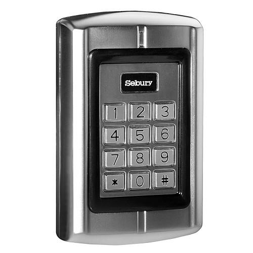Autonomní RFID čtečka/klávesnice Sebury BC2000EM