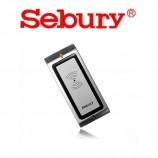 RFID/HID čtečka Sebury R4-H&EM , IP65, WG26-37