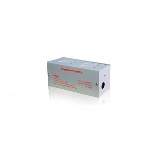 Sebury BPS-01, napájecí zdroj přístupových systémů, s ochranou 12V/3A