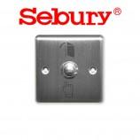 Sebury BT-004, odchodové tlačítko, kontakty NO(SB3)