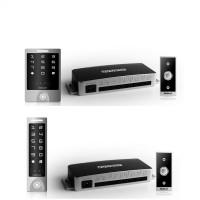 kompletní RFID/kódový přístupový set Sebury sTouch, kapacitní klávesnice