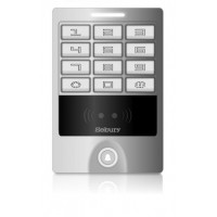 Autonomní MIFARE čtečka/klávesnice Sebury sKey-W-w MIFARE , IP65, WG26-37