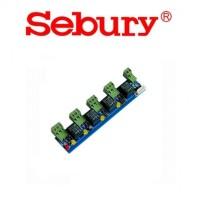 Sebury BRB-02, rozšiřující panel výstupu alarmu a ochrany proti požáru