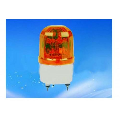 Drátová siréna - velký maják k alarmu L&L-612 zvuk+strobo - oranžový