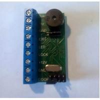 Z5R, řídící jednotka samostatná pro čtečky a klávesnice DALLAS