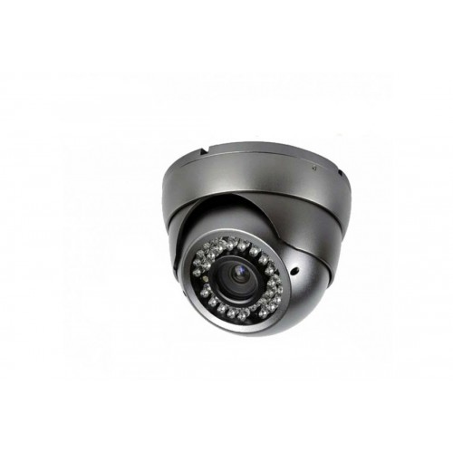 2MPx SONY Starlight MHD-DVJ30-307AF, dome, moto vari 2,8-12mm, FULL HD, IMX307, IR LED 40m, WDR, OSD