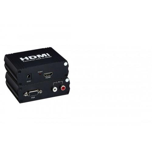 VGA to HDMI převodník z VGA na HDMI TT-C03