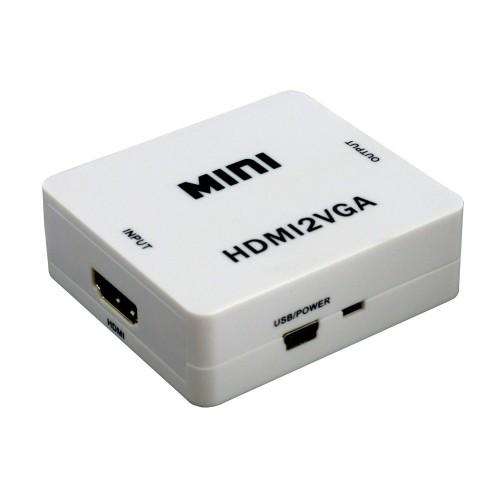 mini HDMI to VGA převodníkz HDMI na VGA TT-HD02