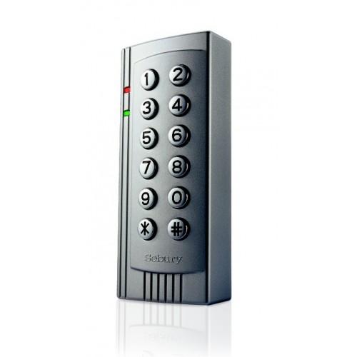 Autonomní přístupová jednotka s klávesnicí SEBURY K4-2, WG