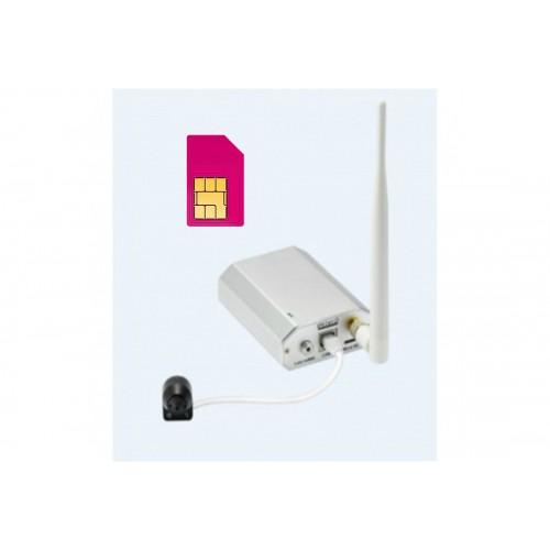 1 MPx skrytá 3G IP kamera Anbash NC128G, P2P, DOPRODEJ