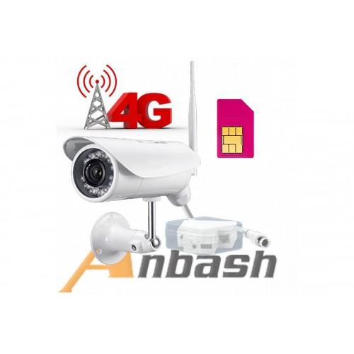 4G LTE IP kamera Anbash NC336FG venkovní, 2MPx, IR20m