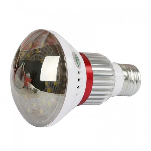 1MPx IP kamera skrytá v žárovce BC-786YM Wifi