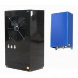 EVI technologie, AW125B split tepelné čerpadlo s COPELAND kompresorem, vzduch/voda 17kW