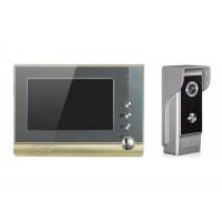 "Kovový videozvonek se 7"" TFT obrazovkou XSL-V80P + XSL-M4 s SD kartou"