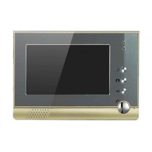 """Monitor rozšiřující pro videozvonek - 7"""" TFT obrazovka XSL-V80P + SD"""