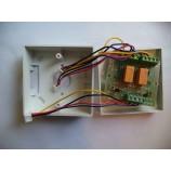 Rozbočovač zvonkových tlačítek venkovních jednotek videozvonků 1->4 (ZW-G4)