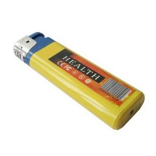 Skrytá kamera v zapalovači/odposlech Mailin PQ126 s USB portem na 8GB SD kartu
