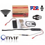 1080p Profi skrytá IP Wifi kamera, audio, SD karta,(PQ199)