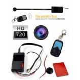 Skrytá kamera - modul ke skryté montáži, + mikro DVR s nahráváním, 720p (PQ185)