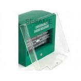 Ochranný kryt pro požární a nouzové odchodové tlačítko EB03 a další (ALF-SAC)