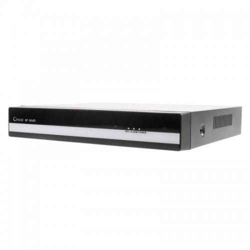 Hybridní XVR Zoneway 2408 8CH (IP/AHD/CVI/TVI/Analog), až 5MPx