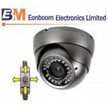 4MPx varifokální kamera AHD-DVJ30-400V