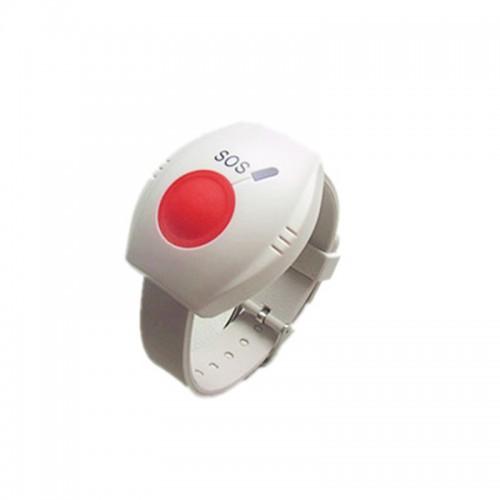 Nouzové SOS tlačítko/náramek pro GSM alarm, SOS01, vodotěsné IP65