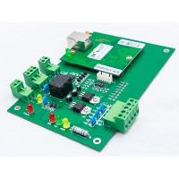 Řídící přístupová a ovládací jednotka pro výtahy, ACB-DT20 , 16x dveře / zámek