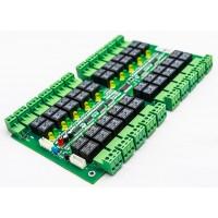 Rozšiřující ovládací relé deska - jednotka pro výtahy, ACB-DT20K