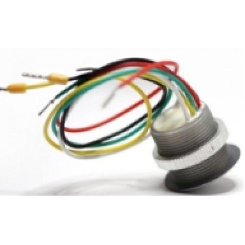 IC-WG26 / 34, RFID miničtečka, zápustná - závrtná MIFARE 13,56MHz