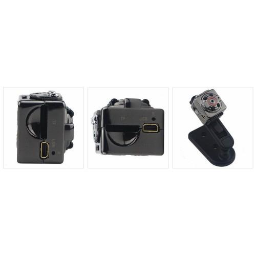 Mini fullHD 1080p, SD karta, skrytá kamera (SQ8)
