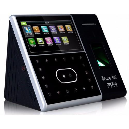 Biometrický, Face, RFID přístupový systém, docházkový systém, iFace 302