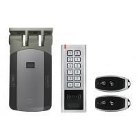 WiFi smart set D3 (čtečka/klávesnice, zámek, dálkové ovládání), bateriové napájení, kovové provedení, IP66