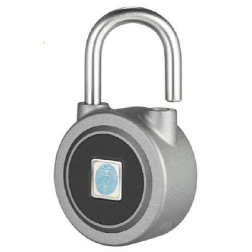 Biometrický visací zámek s Bluetooth a čtečkou otisků prstů Zoneway iLock