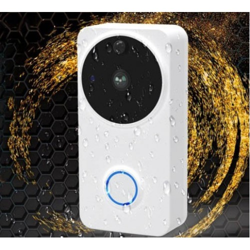 Smart zvonek / bateriový videozvonek 2MPx, CZ aplikace, FT-P200SM02SD16G