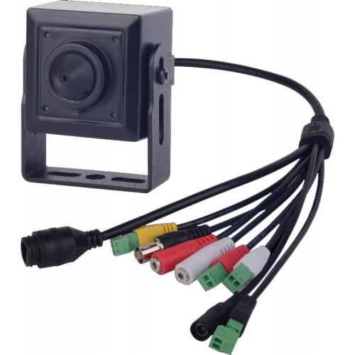 2MPx IP STARVIS skrytá H265 - dirková kamera, Onvif, SUNELL SN-MNC57/20AG
