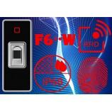 Kapacitní biometrická přístupová autonomní čtečka F6-W , WG26, IP68, EM 125kHz