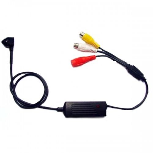 2MPx AHD mini CCTV kamera HICO HSXF04M20S
